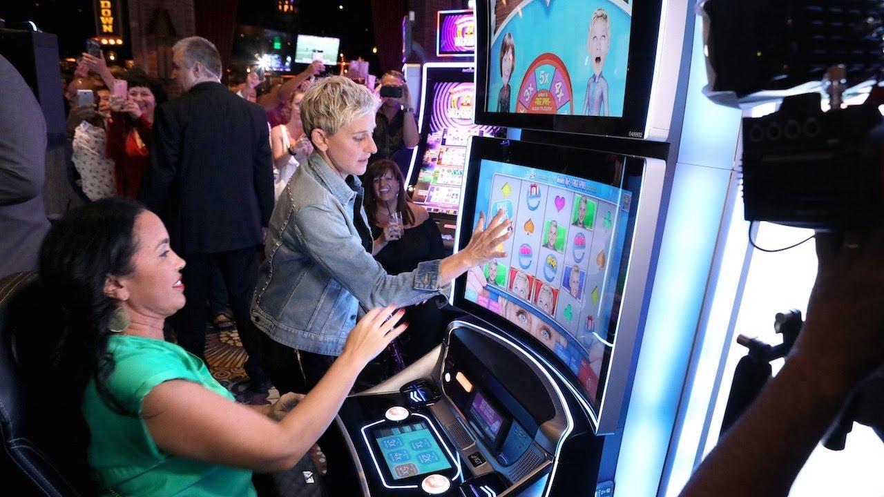 vegas casino slot