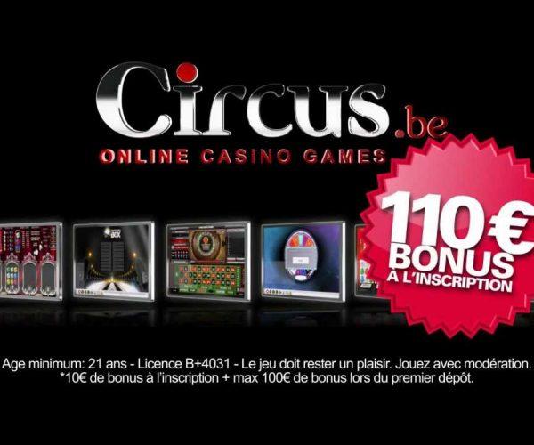 Casino Circus : notre avis sur ce casino en ligne !