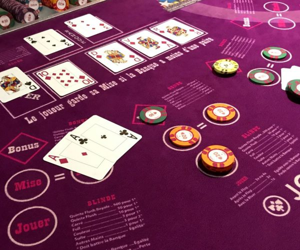 Quelles sont les règles du Poker Texas Hold'em ?